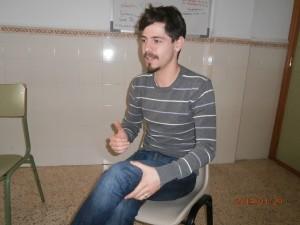 Entrevistando a Armando Arjona,